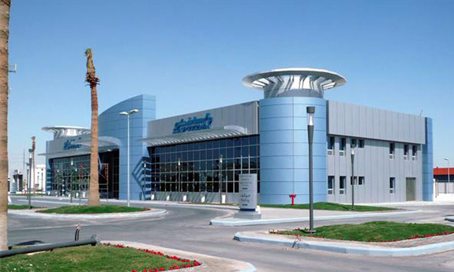GULF PANEL • Aluminum Cladding, Steel Structure & Structural Glazing